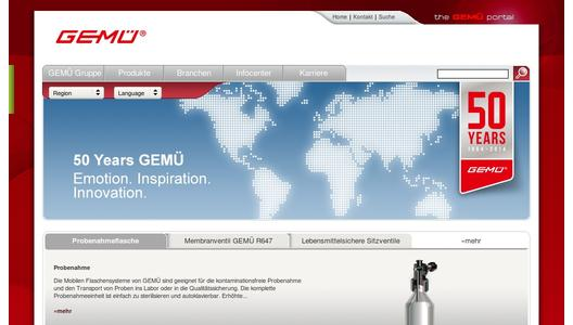 "Weitere Infos zu ""Sterilisable and autoclave-capable: GEMÜ sampling bottle system"""