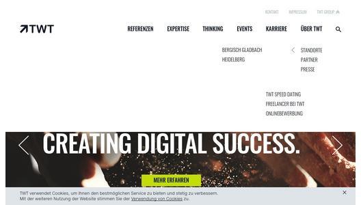 TWT Realisiert Die Kampagne Zur Produkteinführung Von