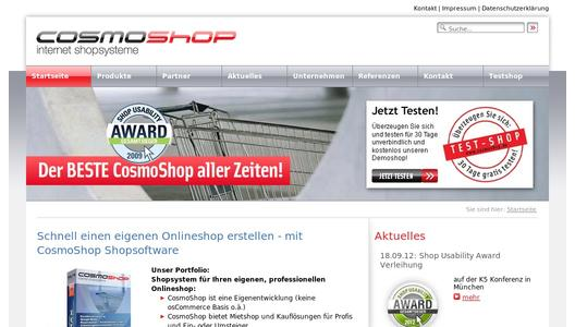 Internet Shopsysteme