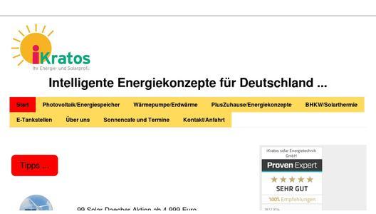 solar d cher in deutschland gesucht ikratos solar und energietechnik gmbh. Black Bedroom Furniture Sets. Home Design Ideas