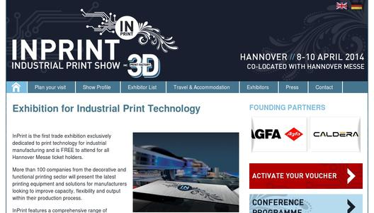 More Information on InPrint 2014