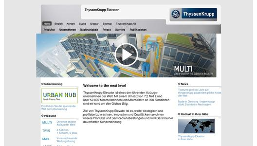 "Weitere Infos zu ""thyssenkrupp moved rugby fans to heart of the action during Rugby World Cup Extravaganza"""