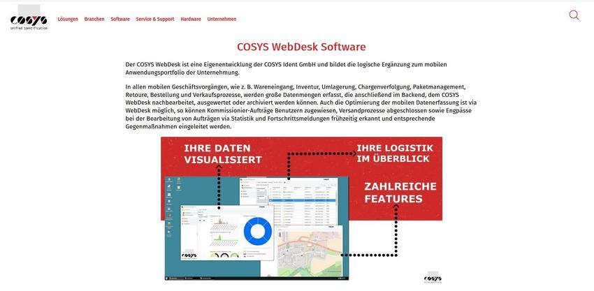 COSYS WebDesk