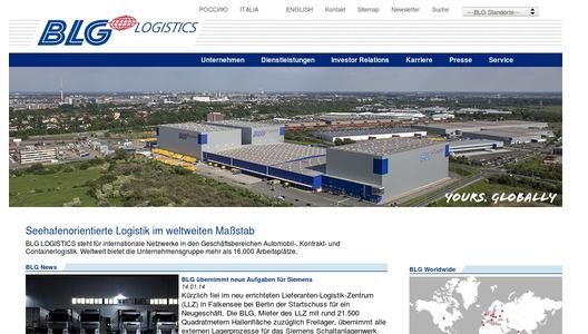 "Weitere Infos zu ""BLG takes over new activities for Siemens"""
