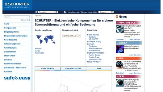 "Weitere Infos zu ""SCHURTER launches the first cord retaining system for IEC C8 appliance inlets"""