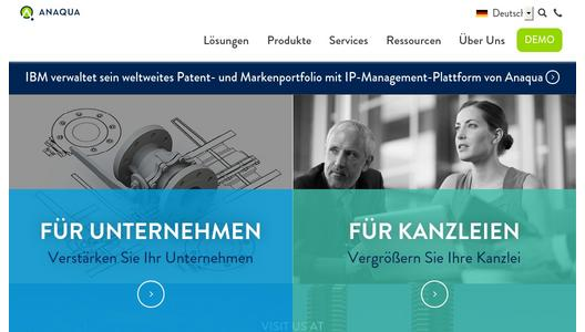 "Weitere Infos zu ""Michael Best & Friedrich LLP Selects Anaqua to Strengthen IP Services"""