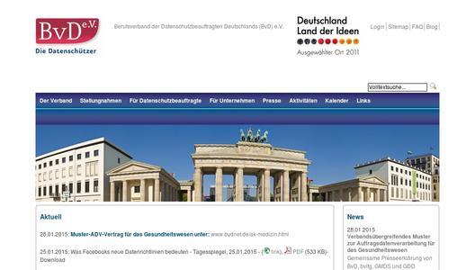 website promotion - Auftragsdatenverarbeitung Muster