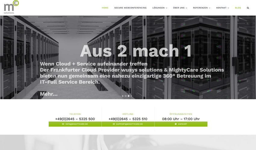 MightyCare Solutions GmbH