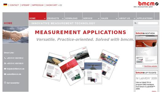 Innovative Measurement Technology made in Germany