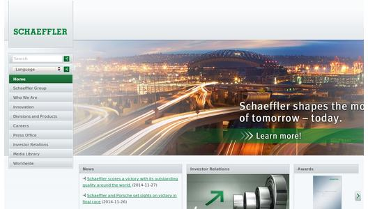 "Weitere Infos zu ""FAG spindle bearings open up new performance classes"""