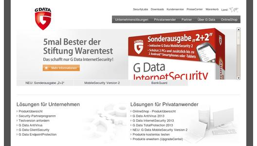 G Data EndpointProtection als Managed Services