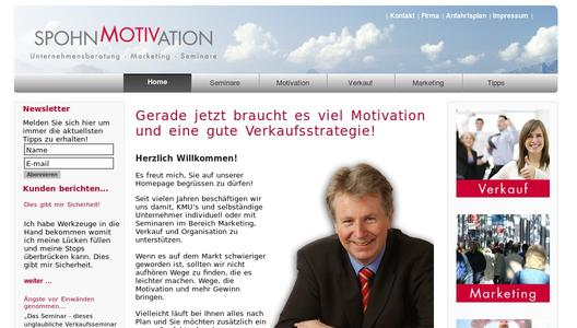 Spohnmotivation.ch
