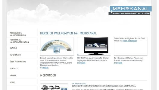 "Weitere Infos zu ""INTERSPORT Relies On MEHRKANAL In Trade Marketing"""