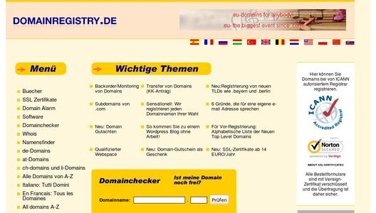 Mehr Informationen zu SEO, Website Marketing und Domains