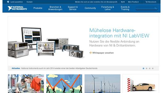 "Weitere Infos zu ""National Instruments Announces Licensing Agreement With Broadcom"""