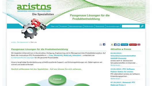 aristos - ENGINEERING SERVICES & SOLUTIONS GmbH
