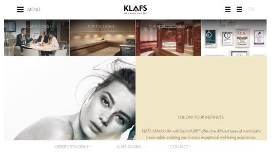 "Weitere Infos zu ""Under the dome: KLAFS launches new sauna- and steam bath concept in order to create heavenly wellness experiences"""
