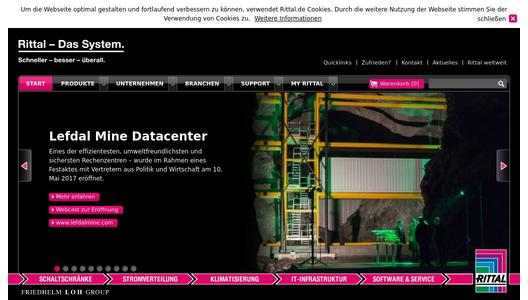 "Weitere Infos zu ""Rittal is showing innovative solutions for datacenters in Monaco"""