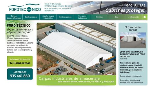 "Weitere Infos zu ""Foro Técnico presented industrial hall systems on SIL in Barcelona"""