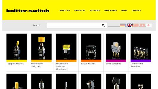 "Weitere Infos zu ""knitter-switch: Now bigger range of detector switches"""