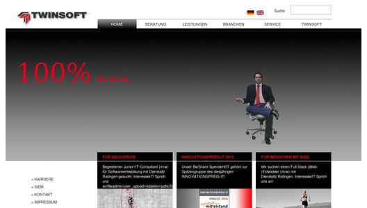 TWINSOFT-Homepage