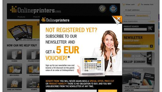 "Weitere Infos zu ""onlineprinters.com invests more than EUR three million in production"""