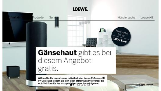 "Weitere Infos zu ""Sale of significant parts of Loewe to German group of investors"""