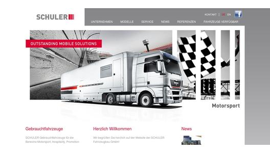 "Weitere Infos zu ""SCHULER delivered two new SCHULER RACE TRAILERS to the MAN Truck Racing Service Team"""