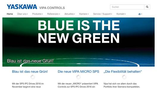 "Weitere Infos zu ""VIPA Controls - a complete supplier of control and drive technology"""
