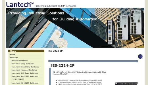 "Weitere Infos zu ""Lantech Industrial IEC-61850 Switches successfully extending the mine site LAN for Global Advanced Metals"""