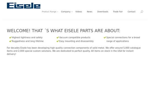 www.eisele-connectors.com