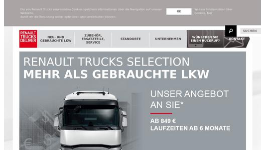 erste renault trucks d access in deutschland an berliner stadtreinigungsbetriebe bergeben. Black Bedroom Furniture Sets. Home Design Ideas