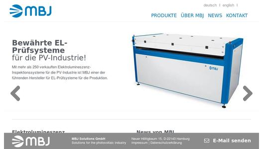 "Weitere Infos zu ""MBJ Solutions presents new Backend Solution for the module production"""