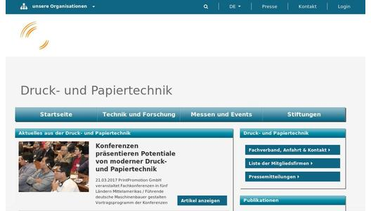 "Weitere Infos zu ""Conferences Present Potential for Modern Printing and Paper Technology"""