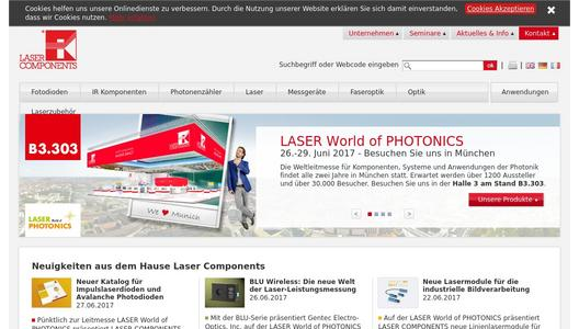 "Weitere Infos zu ""New Catalog for Pulsed Laser Diodes and Avalanche Photodiodes"""