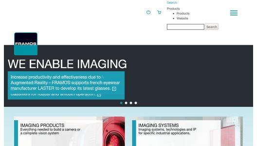 "Weitere Infos zu """"Industrial Cameras, their Technical Features and the Market"""""