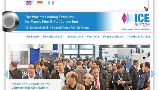 More information on ICE Europe 2015