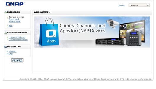 McAfee Antivirus schützt Turbo NAS von QNAP, QNAP