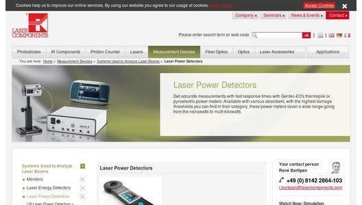 "Weitere Infos zu ""Mobile Power Meter with Silicon Sensor"""