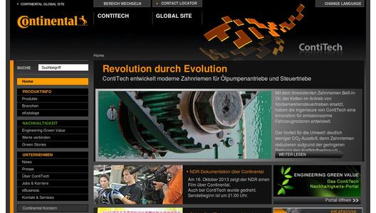"Weitere Infos zu ""ContiTech: Trendsetter at the Labelexpo"""