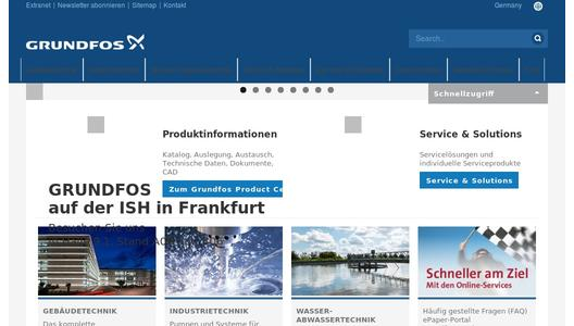 "Weitere Infos zu ""Grundfos Offers Complete Guide to Wastewater Mixing"""