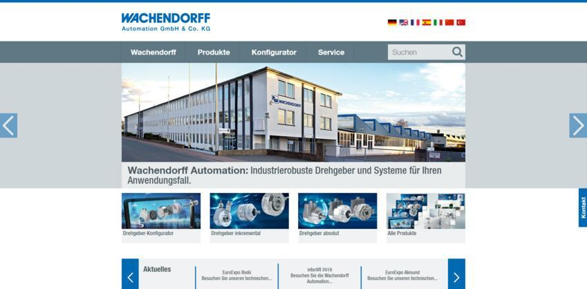 Wachendorff Automation GmbH & Co. KG