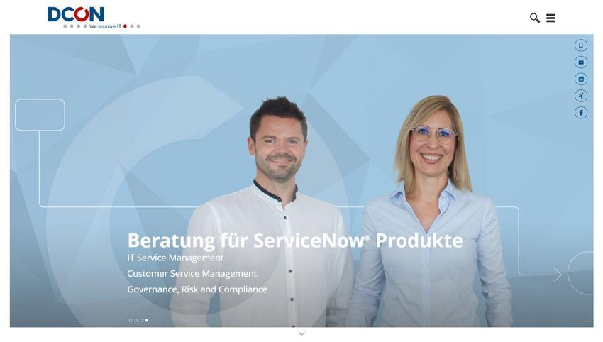DCON Software & Service AG