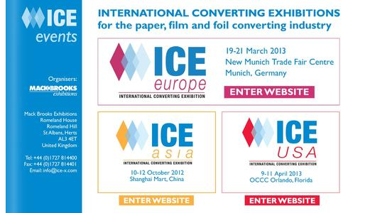 More information on the series of ICE shows