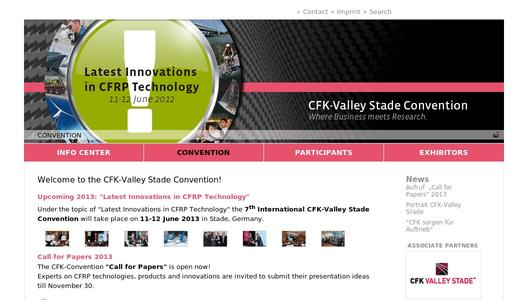 7th CFK-Valley Stade Convention, 11-12 June 2013