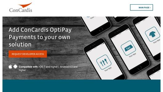 ConCardis OptiPay Developer