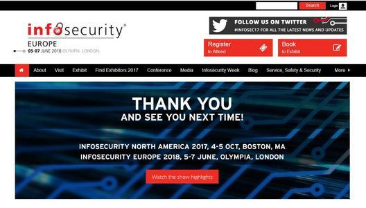 "Weitere Infos zu ""Infotecs Showcases Cyber Innovation at Infosecurity Europe in London"""