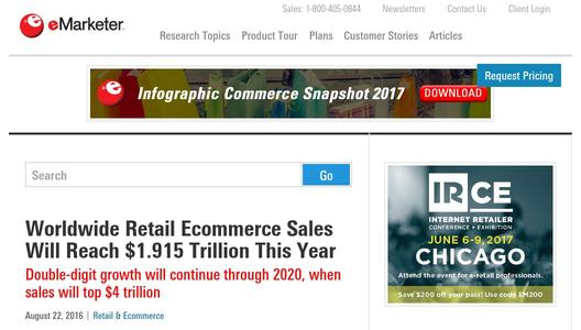 "Weitere Infos zu ""Nearly Half of Global Merchants and Suppliers Have Lost at Least One Million Dollars in Revenue Due to Cross-Channel Commerce Challenges"""