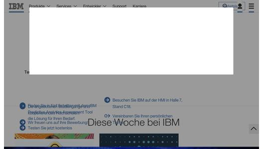 "Weitere Infos zu ""IBM Newsflash: IBM InterConnect Konferenz - News zu Blockchain, Cloud und Cognitive Computing"""