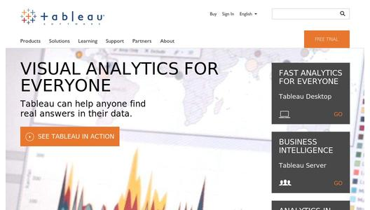 "Weitere Infos zu ""Tableau Announces First Quarter 2014 Financial Results"""